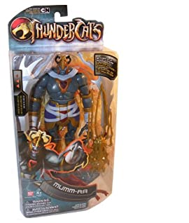 Thundercat Figures on Tv   Movies Thundercats 6 Inch Collector Action Figure Wave 1 Mumm Ra