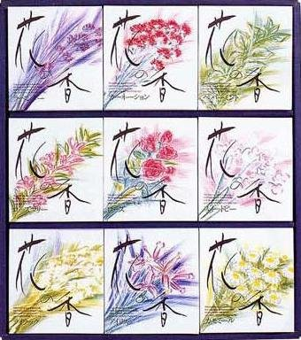 五洲薬品 薬用入浴剤 花の香 ×9種 NHKー30_