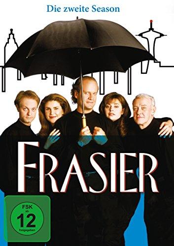Frasier - Season 2 [4 DVDs]
