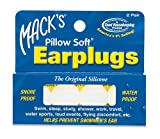 Mack's Pillow Soft Silicone Ear Plugs for Swim Fitness and Water Aerobics