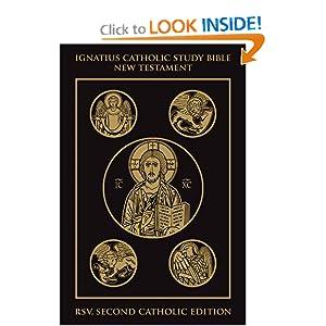 Ignatius Catholic Study Bible: New Testament online