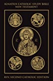img - for Ignatius Catholic Study Bible: New Testament book / textbook / text book