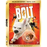 Bolt (Two-Disc Deluxe Edition + Digital Copy) ~ John Travolta