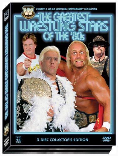 Wwe: Greatest Wrestling Stars of the 80's [DVD] [Region 1] [US Import] [NTSC]