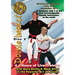 Mark Kline / Gary Rooks - Double Impact 2011 Disc 2