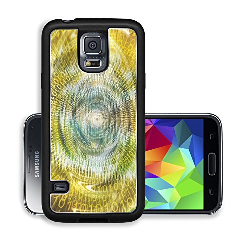 Luxlady Premium Samsung Galaxy S5 Aluminium Snap Case bits solution IMAGE ID 1868150 (Digital Juice Fonts compare prices)