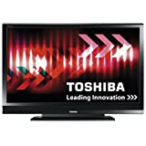Toshiba Regza 42AV635DB 42-inch Widescreen Full HD 1080p LCD TV with Freeview and Resolution +by Toshiba