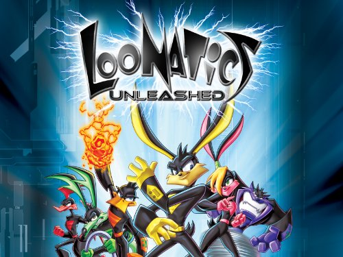 Loonatics Unleashed: The Complete First Season