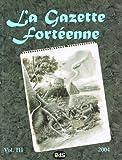 La Gazette Fortéenne Volume 3
