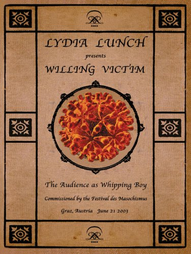 Lydia Lunch - Willing Victim