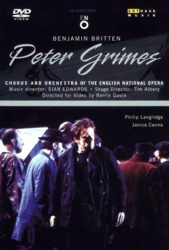 Peter Grimes (D.Atherton) - Britten - DVD