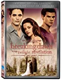 The Twilight Saga: Breaking Dawn - Part 1 / La Saga Twilight - Révélation - Partie 1-(2-Disc Special Edition)