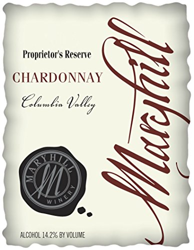 2013 Maryhill Winery Chardonnay Reserve 750 Ml
