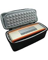 Pour Bose SoundLink Mini Bluetooth Wireless Mobile Président Noir Couleur EVA Carry Case Sac Voyage Protection Box Cas
