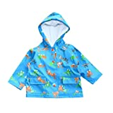 Hatley Fun Frogs Raincoat, Jackets, Boys, 5 yearsby Hatley