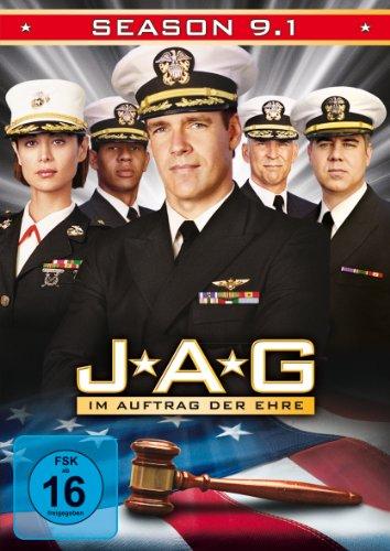 JAG: Im Auftrag der Ehre - Season 9, Vol. 1 [2 DVDs]