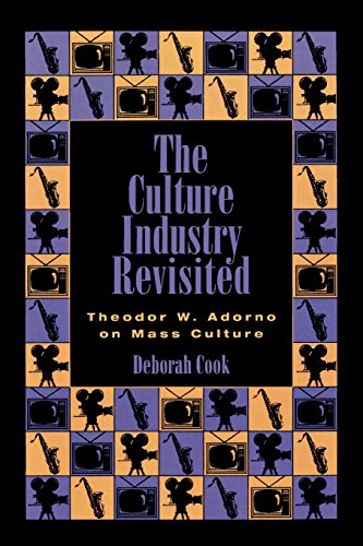 The Culture Industry Revisited: Adorno on Mass Culture