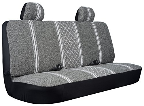 Allison 67-1919GRY Gray Diamond Back Large Bench Truck Seat Cover - Pack of 1 (Seat Cover Allison compare prices)
