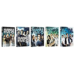 Hawaii Five-0: Five Season Pack