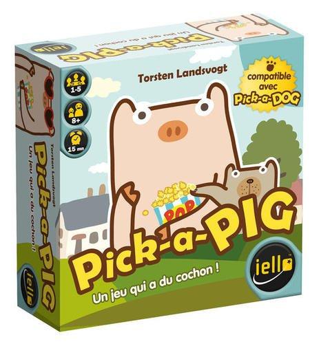 Pick-a-Pig : un jeu qui a du cochon !