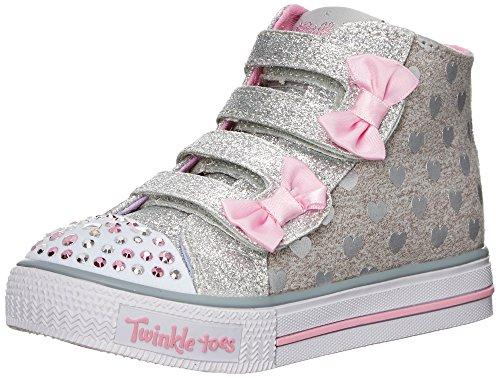 skechers-shuffles-doodle-days-sneakers-hautes-filles-gris-gypk-gris-rose-22-eu