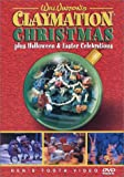 Will Vinton s Claymation Christmas Plus Halloween and Easter Celebrations