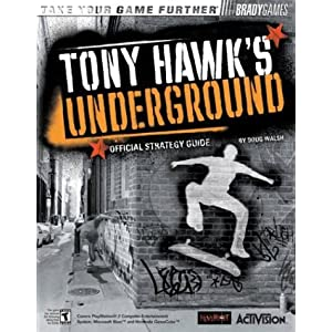 Tony Hawk's Underground Official Strategy Guide Doug Walsh