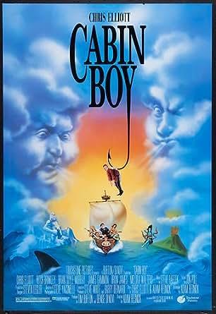 Cabin Boy 27x40 D S Original Movie Poster One Sheet