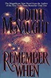 Remember When (0671525700) by Judith McNaught