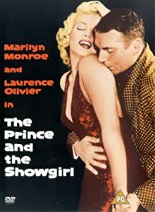 The Prince And The Showgirl [DVD] [1957]