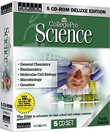 COLLEGE PRO SCIENCE - 5CD DELUXE EDITION