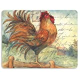 Chop Chop 11 by 15 Flexible Cutting Mat, Rooster