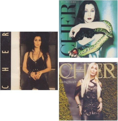 Cher - Living Proof [Import] - Zortam Music