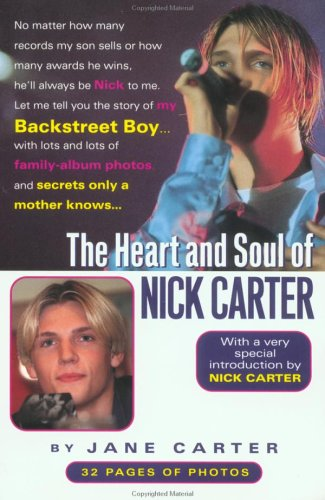 Heart and Soul of Nick Carter, Carter,Jane