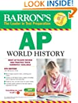 Barron's AP World History, 6th Edition