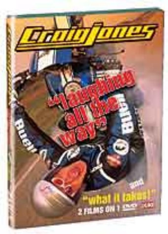 Craig Jones: Laughing All The Way/What It Takes [DVD]