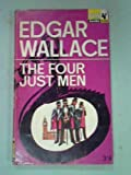 THE FOUR JUST MEN (0330105000) by Wallace Edgar