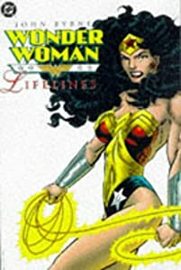 "Cover of ""Wonder Woman: Lifelines"""