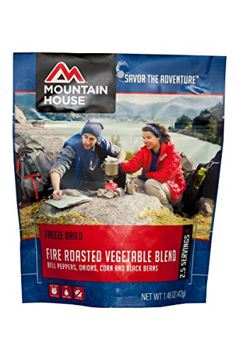 Mountain House , Fire Roasted Vegetable Blend