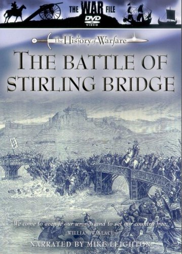 The History Of Warfare: The Battle Of Stirling Bridge [DVD]