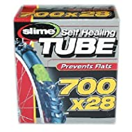 Slime Smart Road Bicycle Tube - 32mm Presta - 700 x 28/35 - STB-970028/10