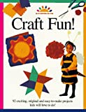 cover of Craft Fun! (Art & Activities for Kids)