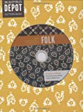 Reprodepot Pattern Book: Folk: 225 Vintage-Inspired Textile Designs (Reprodepot's Pattern Book)