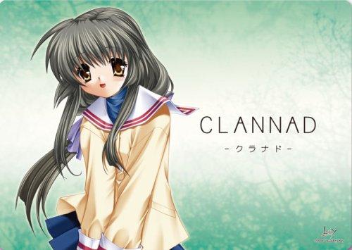 CLANNAD デスクマット D:伊吹 風子