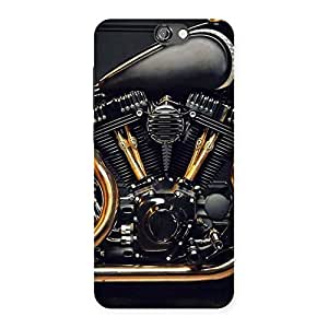 Chopper Engine Back Case Cover for HTC One A9