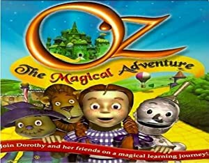 DK Oz the Magical Adventure