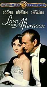 Love in the Afternoon [VHS]