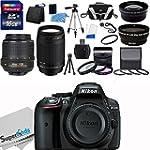 Nikon D5300 24.2MP DX-Format CMOS Sen...