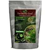 The Henna Guys 100% Pure and Natural Henna Powder for Hair Dye/Color, 200g (Tamaño: 200g)