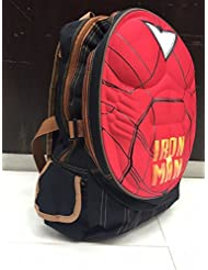 "Iron Man School Bag ""18 Inch"